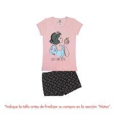 Pijama-Polo---Short-Mujer-Princesas-1-78580245