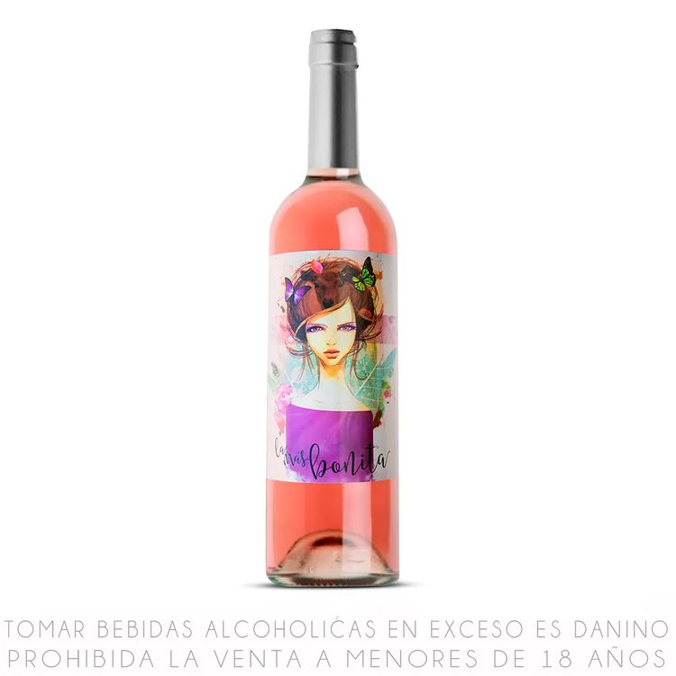 Vino-Rose-La-Mas-Bonita-Botella-750-ml-1-32873665