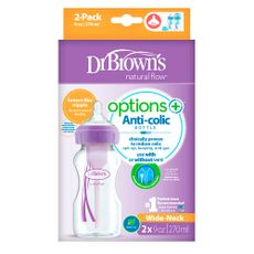 Dr-Brown-s-Biberon-Options--Anticolicos-Boca-Ancha-Morado-Pack-de-2-Unid-270-ml-1-109801269