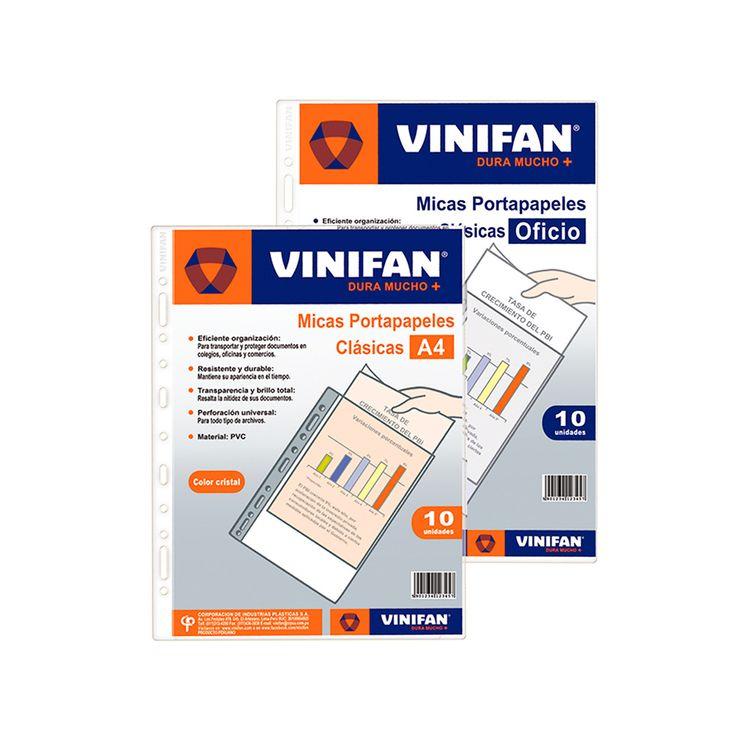 Micas-Portapapeles-A4-Vinifan-10-Unid-1-113519