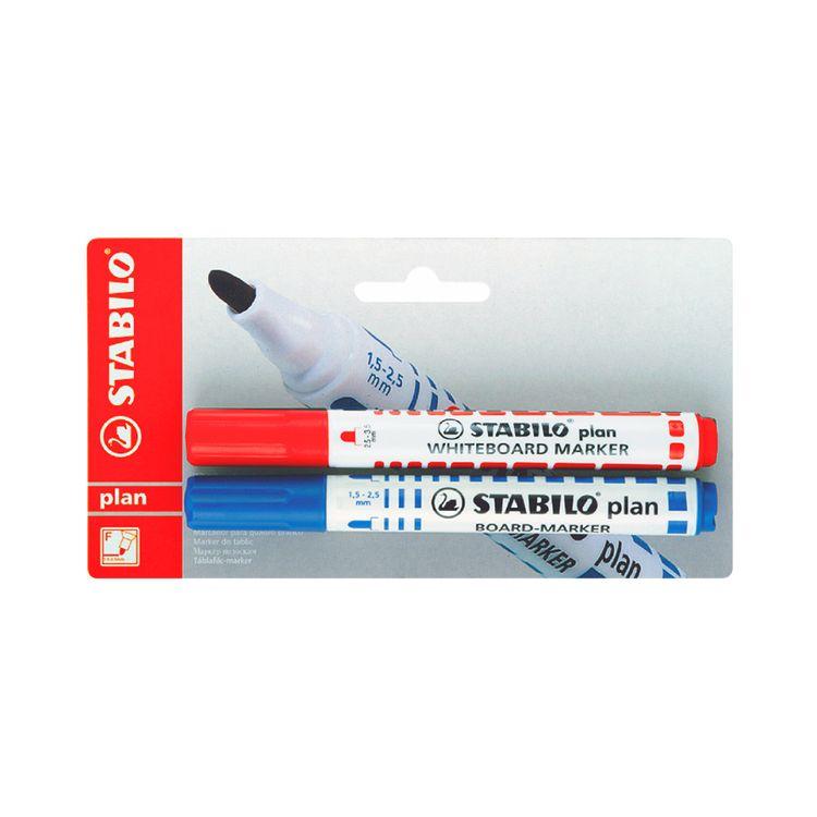 Stabilo-Plan-Blister-X-2-Azul-Y-Rojo-1-7078