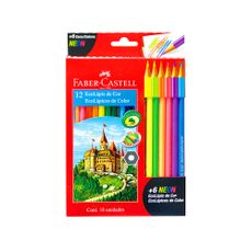 Ecolapices-de-Color-Faber-Castell-Estuche-12-Colores---6-Neon-1-24821566