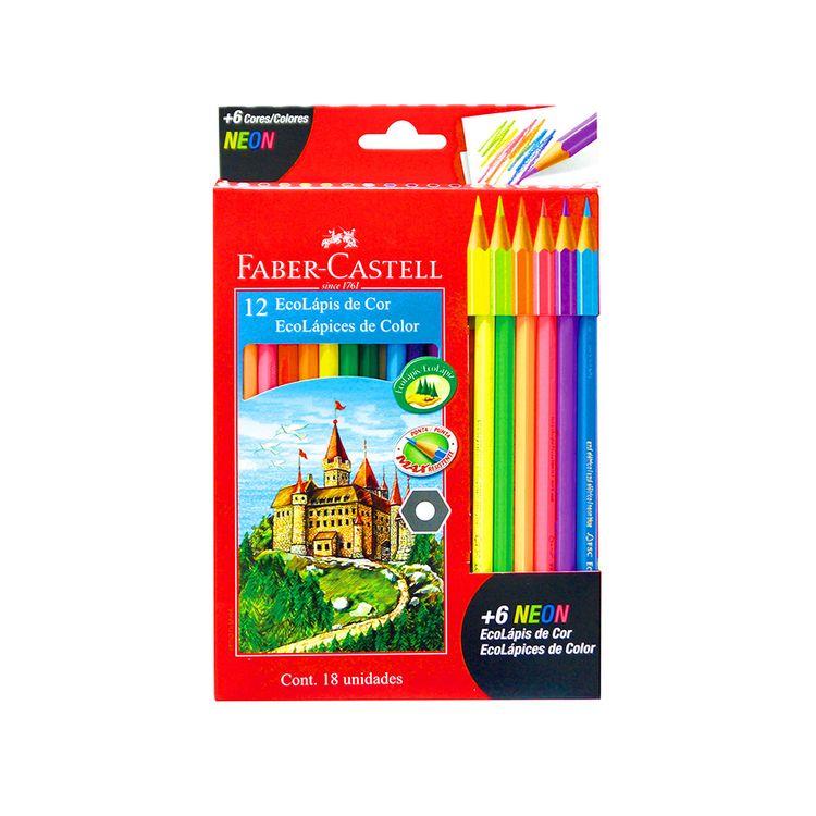 Ecolapices-de-Color-Faber-Castell-Estuche-12-Colores---6-Neon-1-24821566