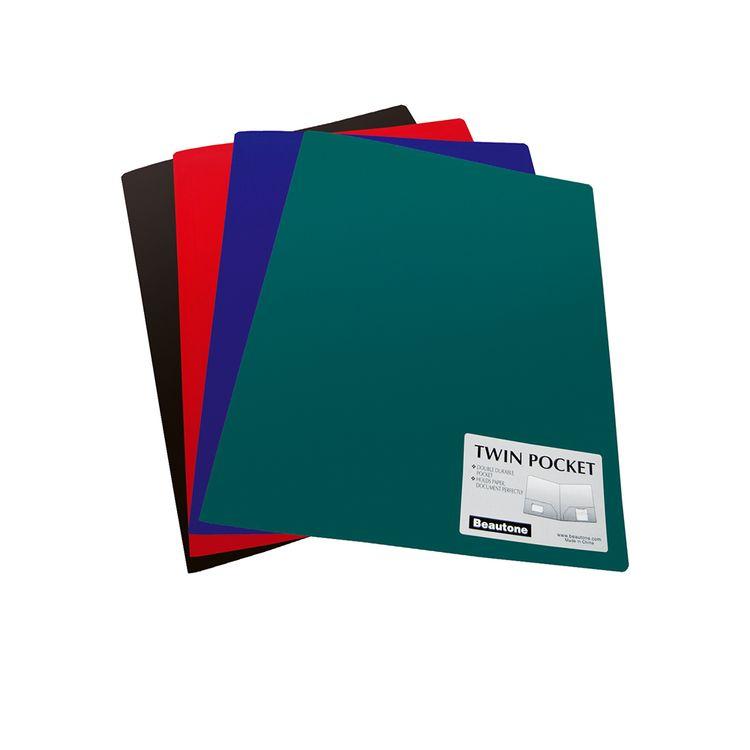Folder-Plastificado-A4-Twin-Pocket-Beautone-Surtido-1-113634