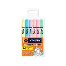 Resaltadores-Tri-Brilliant-49-Pastel-Vinifan-Estuche-6-Unid-1-109473122