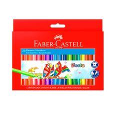 Plumones-Fiesta-45-Faber-Castell-Caja-20-Unid-1-109801026