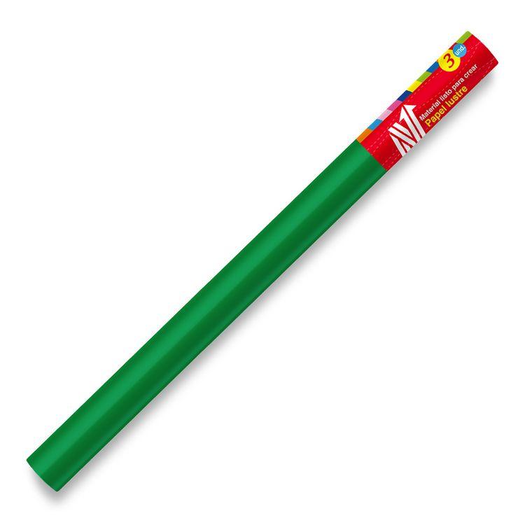 Papel-Lustre-Couche-50-x-70-Verde-Claro-1-18630