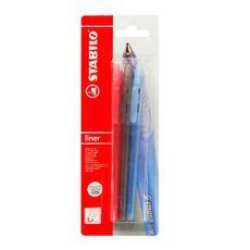 Stabilo-Boligrafo-Liner-X-3-Rojo-Azul-y-Negro-1-21880