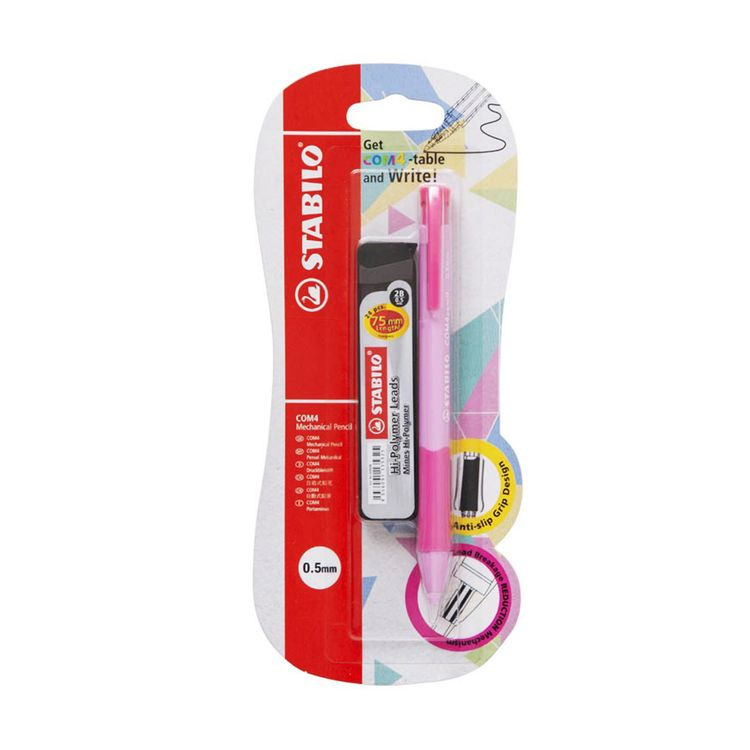Stabilo-Com4-Portaminas-05-Rosado-En-Blister--Repuesto-1-25923508