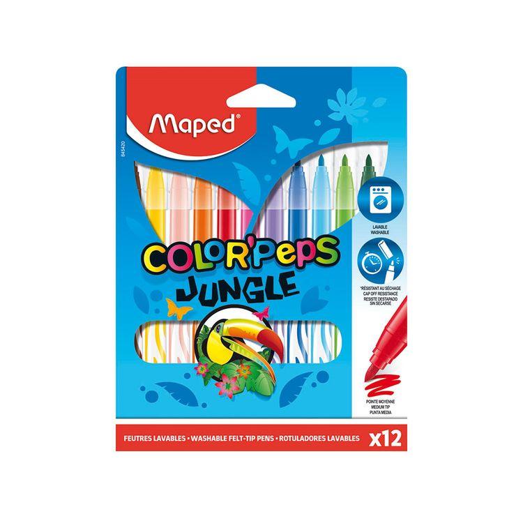 Plumones-Color-Peps-Jungle-Maped-Caja-12-Unid-1-131307