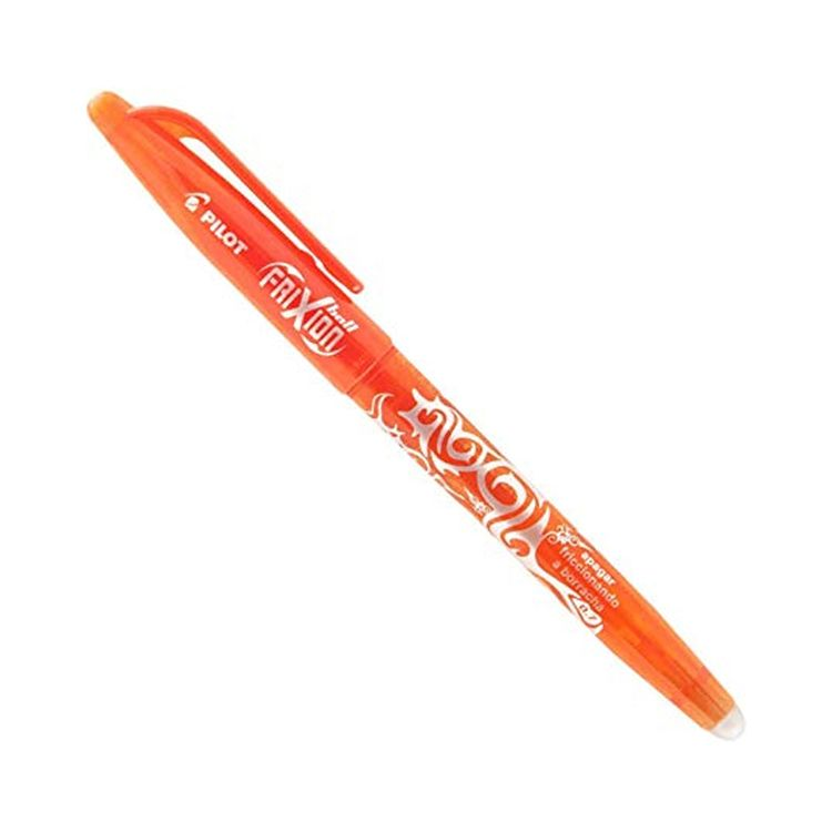 Pilot-Boligrafo-Frixion-Ball-Naranja-1-21946