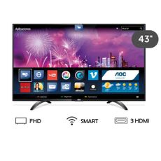 AOC-Smart-TV-43---Full-HD-LE43S5970S-Linux-1-47361257