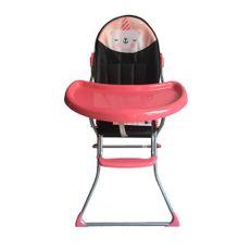 Krea-Baby-Silla-Alta-para-Comer-Basic-Rosa-1-62373206