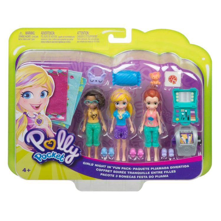 Polly-Pocket-Pack-3-Muñecas-Casa-Club-de-Polly-1-121407206