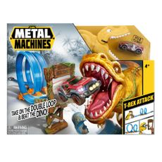 Metal-Machines-Pista-Dinosaurio-T-Rex-Playset-Medium-1-130793153