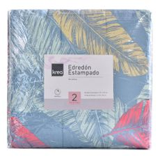 Krea-Edredon-Estampado-Reversible-2-Plazas-Palm-1-62068407