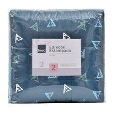 Krea-Edredon-Estampado-Reversible-2-Plazas-Triangulos-1-62068415