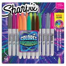 Marcador-Permanente-Fine-Cosmic-Sharpie-Pack-16-unid-1-126697452