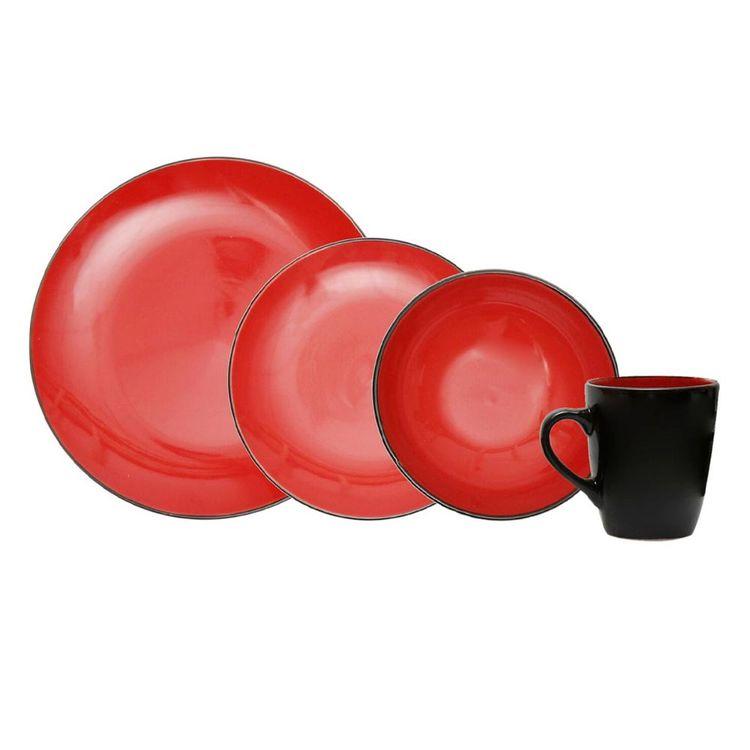 Attimo-Vajilla-Dos-Tonos-Rojo-y-Negro-Set-de-24-Piezas-1-153997489
