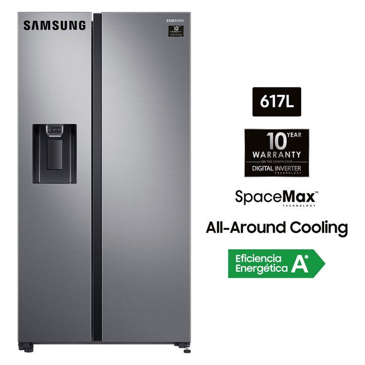 Samsung-Refrigeradora-617-Lt-RS64R5311M9-All-Around-Cooling-1-55816151