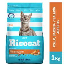Ricocat-Alimento-para-Gatos-Adultos-Pollo-Sardina-y-Salm-n-Bolsa-1-Kg-1-34829222