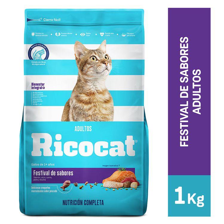 Ricocat-Alimento-para-Gatos-Adultos-Festival-de-Sabores-Bolsa-1-Kg-1-34829225