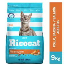 Ricocat-Alimento-para-Gatos-Adultos-Pollo-Sardina-y-Salm-n-Bolsa-9-Kg-1-34829226