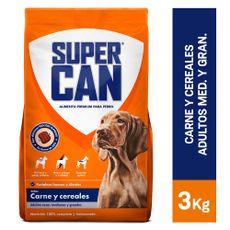 Supercan-Alimento-para-Perros-Adultos-Raza-Mediana-Grande-Carne-y-Cereales-Bolsa-3-Kg-1-22931385
