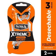 M-quina-de-Afeitar-Desechable-Xtreme-3-Ultimate-Sport-Schick-Pack-2-unid-1-157440652