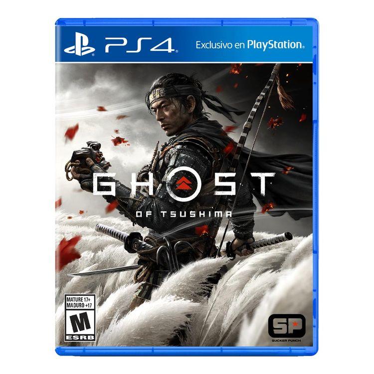 PS4-Videojuego-Ghost-of-Tsushima-1-164515774