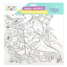 Little-Hands-Figuras-para-Colorear-Robo-Saurus-1-138483803