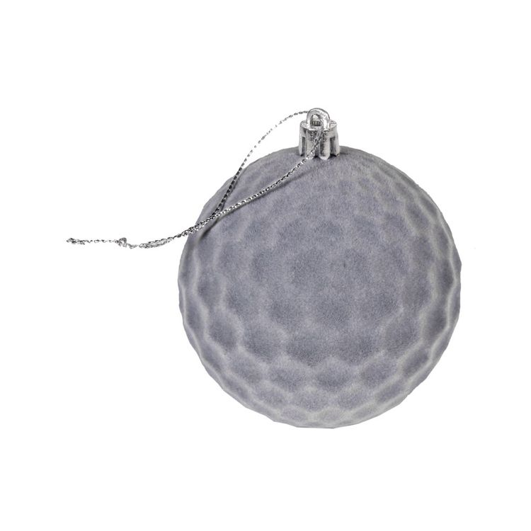 Krea-Esfera-Trama-Gris-9-cm-Velvet-1-150438113