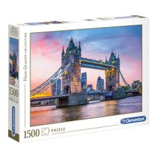 Clementoni-Rompecabezas-Tower-Bridge-Sunset-1500-Piezas-1-133830751
