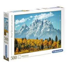 Clementoni-Rompecabezas-Grand-Teton-in-fall-500-Piezas-1-133830757