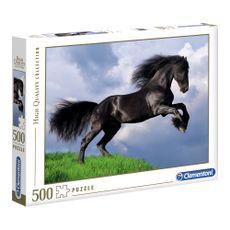Clementoni-Rompecabezas-Fresian-Black-Horse-500-Piezas-1-133830764