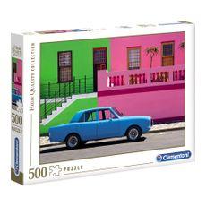 Clementoni-Rompecabezas-The-Blue-Car-500-Piezas-1-133830769