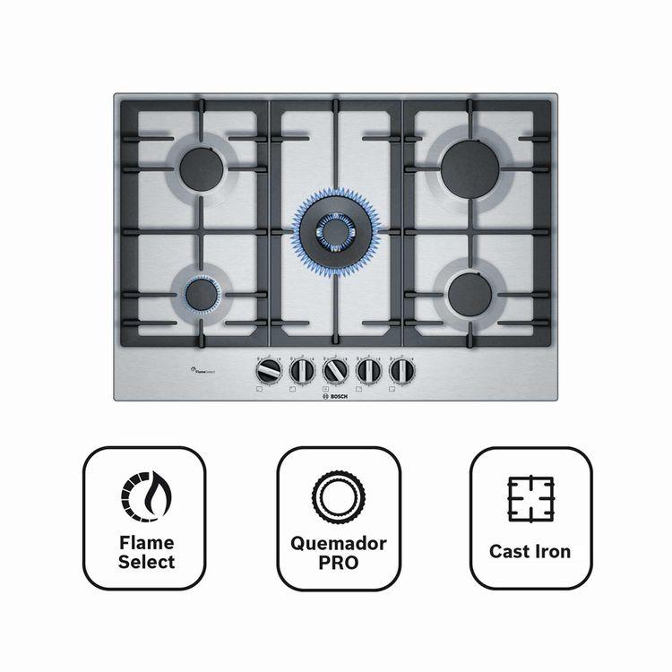 Bosch-Cocina-Empotrable-a-Gas-PCQ7A5B90V-4-Hornillas-1-17196199