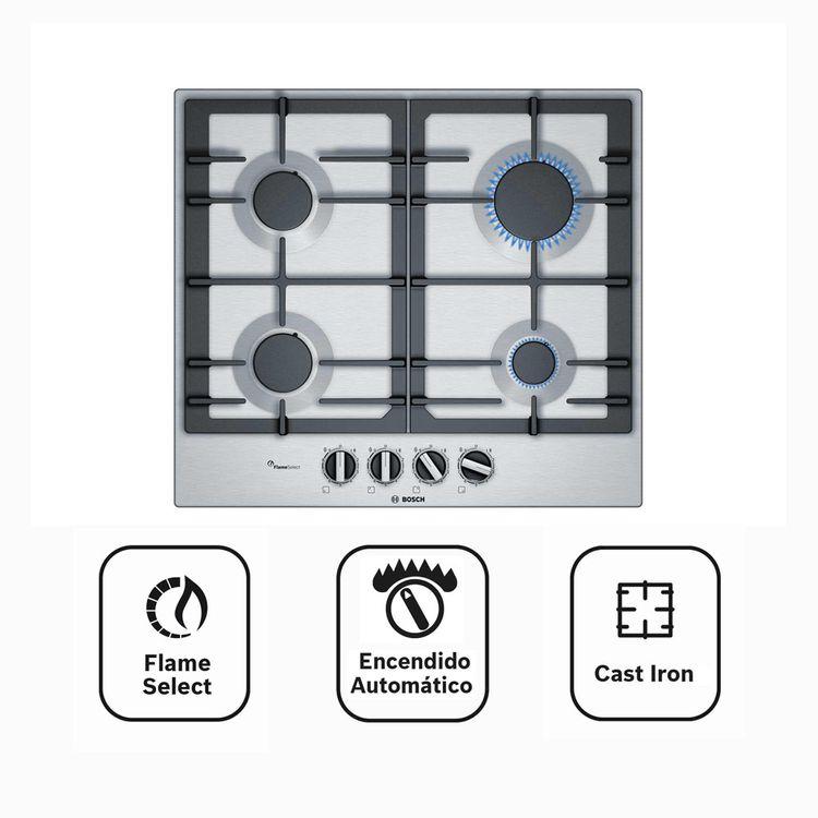 Bosch-Cocina-Empotrable-a-Gas-PCP6A5B90V-4-Hornillas-1-17196200