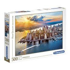 Clementoni-Rompecabezas-Nueva-York-500-Piezas-1-89448