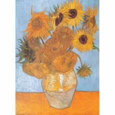 Clementoni-Rompecabezas-Van-Gogh-Sunflow-1000-Piezas-1-79358