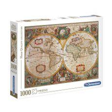Clementoni-Rompecabezas-Mappa-Antica-1000-Piezas-1-15623