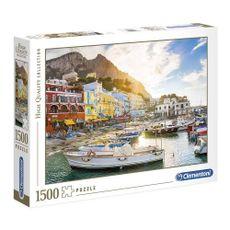 Clementoni-Rompecabezas-Capri-1500-Piezas-1-89482