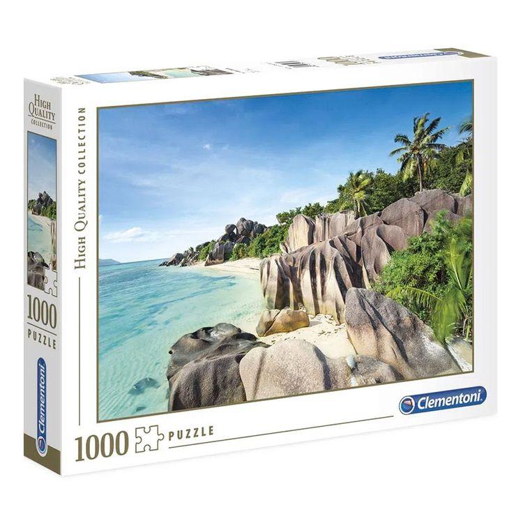 Clementoni-Rompecabezas-Paraiso-de-Playa-1000-Piezas-1-41212450