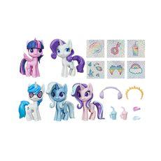 My-Little-Pony-Colecci-n-de-Unicornios-Brillantes-1-132272667
