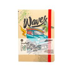 Artesco-Libreta-Kraft-con-Liga-Waves-1-172474964
