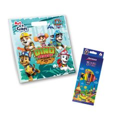 Pack-Artesco-Libro-para-Colorear-Paw-Patrol-Dino-Rescue-Colores-D-o-Color-1-180439166