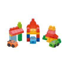 Build-Me-Up-Bloques-Maxi-3-Autos-Carrrera-40-Piezas-1-128075125