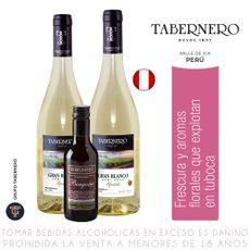 Twopack-Tabernero-Blanco-Semi-Seco-2-Botellas-750-ml-c-u-Petaca-1-74485
