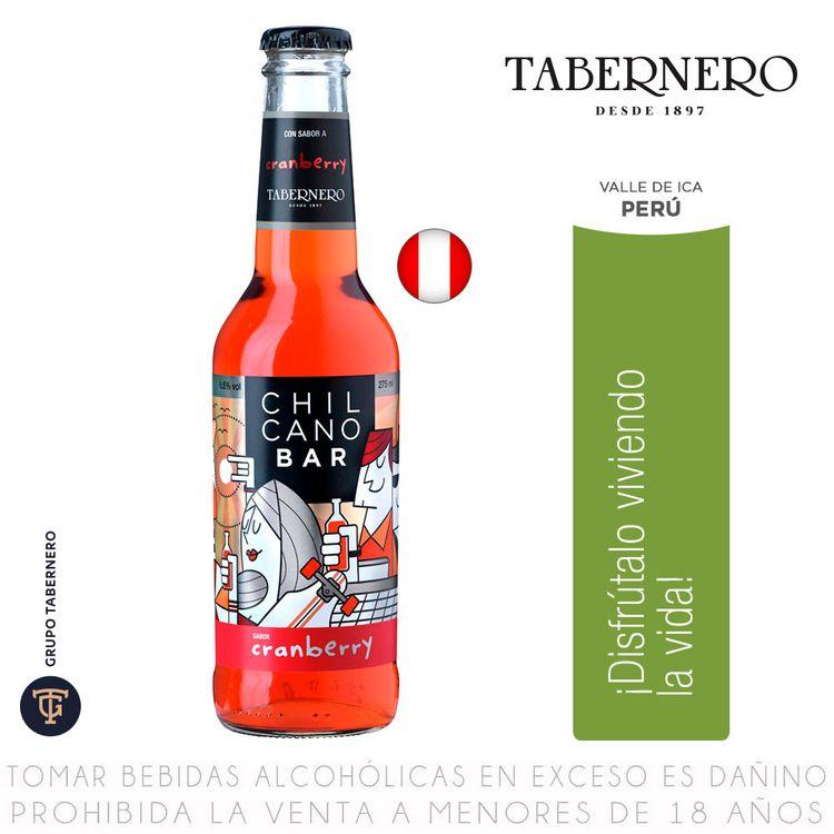 Chilcano-Tabernero-Cranberry-Botella-275-ml-1-26271