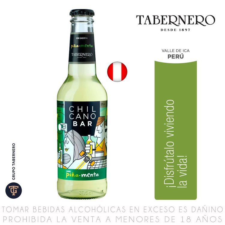 Chilcano-Tabernero-Pi-a-Menta-Botella-275-ml-1-26272